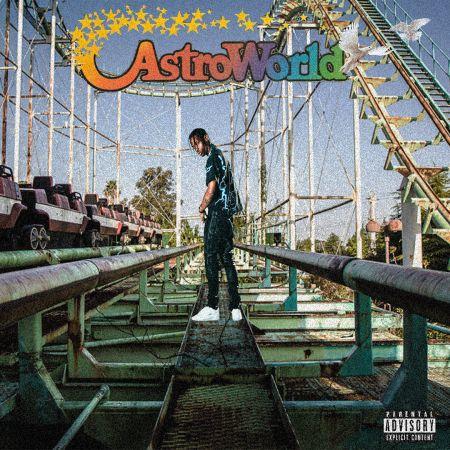 دانلود آلبوم جدید ترویس اسکات به نام Astroworld