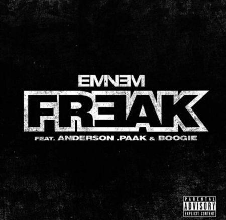 دانلود آهنگ جدید امینم به نام Freak