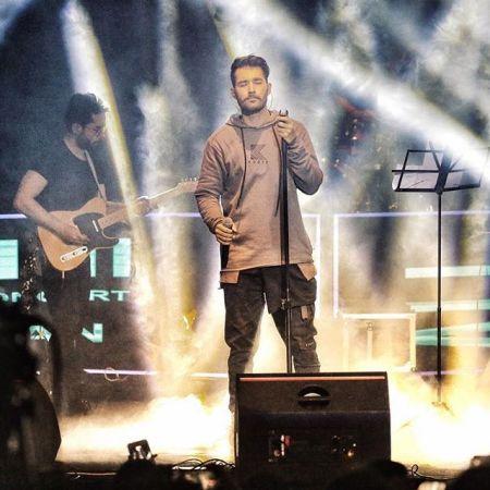 دانلود آهنگ جدید علی یاسینی به نام دوست دارم