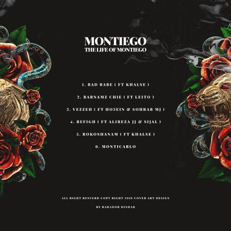 دانلود آلبوم جدید مونتیگو به نام زندگی مونتیگو